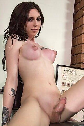 Shemale Annabelle Lane