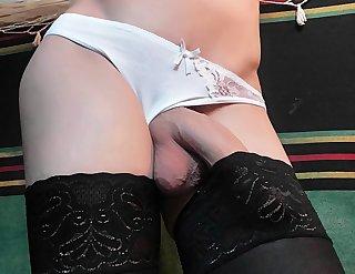 Big Cock Shemale Panties Png