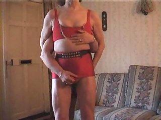 Schamlose Crossdresser in heißem Video