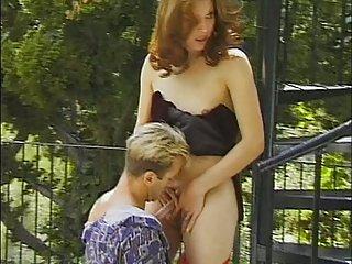 Outdoor Oralsex