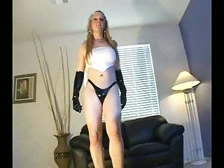 Fetished Vicky Richter Solo