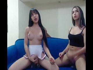 Webcam Sara Salazar und Freund