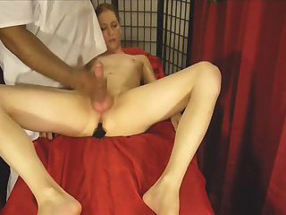 Patricia Milked By Massage The