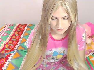Heißeste Trans-Prinzessin der Welt